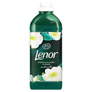 Lenor Emerald and Ivory Flower Płyn do płukania tkanin 1,5l, 50prań