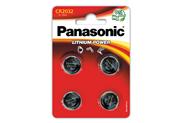 Panasonic Baterie Litowe Mikro 3V. CR-2032