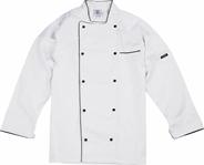 Bluza szefa kuchni Executive, biała, rozmiar S