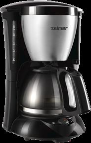 Ekspres do kawy, przelewowy Zelmer ZCM1002X