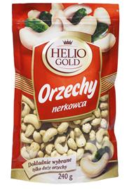 Helio Gold Orzechy nerkowca 240 g