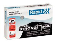 Rapid Zszywki Super Strong 24/8+