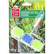 Fine Life kostka do WC las 45g