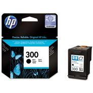 HP oryginalny tusz czarny 300 (CC640EE)