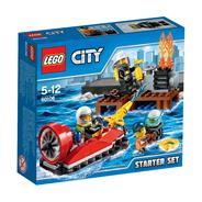 LEGO City Starażacy