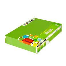 Emerson Papier kolorowy zielony 500 arkuszy 80 g A4