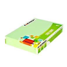 Emerson Papier kolorowy jasnozielony 500 arkuszy 80 g A4