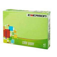 Emerson Papier kolorowy ciemnozielony 250 akruszy 160 g A4
