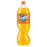 Fanta Pomarańczowa Napój gazowany 1 l 12 sztuk