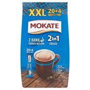 Mokate Caffetteria 2in1 Classic Rozpuszczalny napój kawowy w proszku 336 g (24 x 14 g)