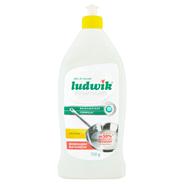 Ludwik Premium Płyn do naczyń cytrynowy 750 g