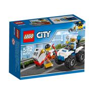 LEGO City Pościg motocyklem