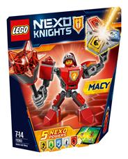 LEGO Nexo knights Zbroja Macy