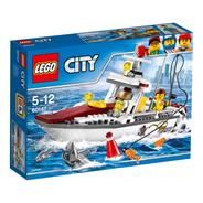LEGO City Łódź rybacka