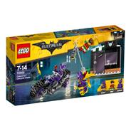 LEGO Batman Motocykl Catwomen