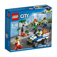 LEGO City Policja Zestaw startowy