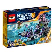LEGO Nexo knights Miażdżąc pojazd ruiny