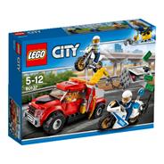 LEGO Eskorta policyjna