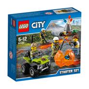 LEGO City Wulkan Zestaw startowy
