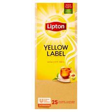 Lipton Yellow Label Herbata czarna 45 g (25 x 1,8 g)