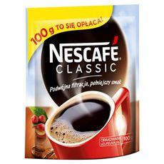Nescafé Classic Kawa rozpuszczalna 100 g