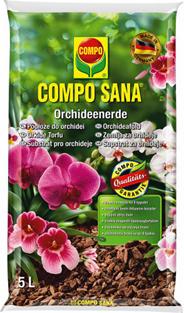 Compo Podłoże do orchidei 5 L