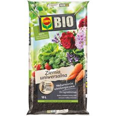 Compo Ziemia uniwersalna Bio 15 L