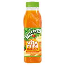 Tymbark Vitamini Banan marchew jabłko Sok 300 ml 12 sztuk