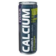 Tiger Calcium Napój gazowany o smaku jagodowym 250 ml