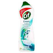 Cif Cream Herbal Extract z mikrokryształkami Mleczko do czyszczenia powierzchni 780 g