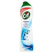 Cif Cream Original z mikrokryształkami Mleczko do czyszczenia powierzchni 540 g