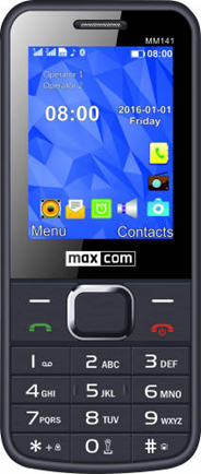 MAXCOM telefon kom. MM1411