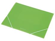 Panta Plast Teczka z gumką zielona A4