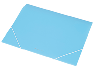 Panta Plast Teczka z gumką niebieska A4