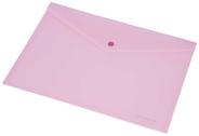 Panta Plast Koperta na nap różowa A4