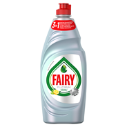 Fairy Platinum Lemon & Lime Płyn do mycia naczyń 650 ml