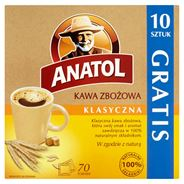 Anatol Kawa zbożowa klasyczna 294 g (70 torebek)