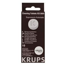 Krups XS3000 Tabletki czyszczące do ekspresów automatycznych 10 sztuk
