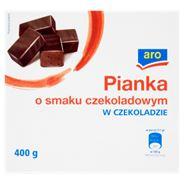 Aro Pianka o smaku czekoladowym w czekoladzie 400 g