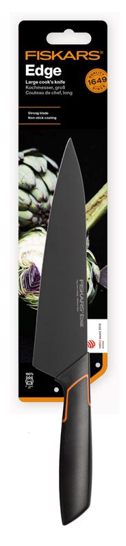 Fiskars Nóż szefa kuchni 19cm Edge