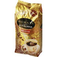 Mokate Premium Kawa ziarnista arabica 1 kg
