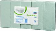 Aro Ręcznik ZZ zielony 1-warstwowy 5 x 250 listków