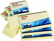 Karteczki samoprzylepne SIGMA 75x125