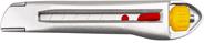 Topex Nóż w metalowym korpusie z ostrzem łamanym  18 mm