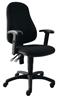 Sigma Betina Krzesło obrotowe ciemnoszare