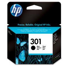 HP oryginalny tusz CH561EE, HP 301, black