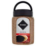 Rioba Kawa rozpuszczalna liofilizowana 100% Arabica 500 g