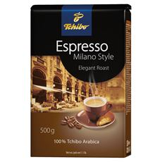 Tchibo Espresso Milano Style Elegant Roast Kawa palona ziarnista 500 g