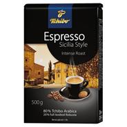 Tchibo Espresso Sicilia Style Intense Roast Kawa palona ziarnista 500 g