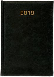 Kalendarz A4 skóropodobny BALADEK TYGODNIOWY, zielony